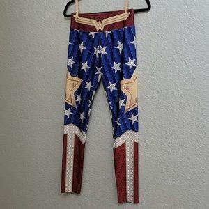 Pants - Wonder Woman leggings